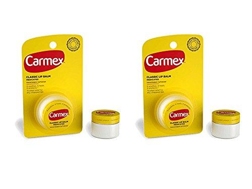 Carmex Lip Balm Jar - 9
