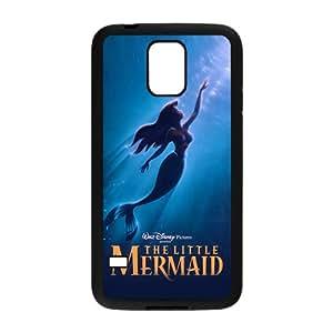 The Little Mermaid White Samsung Galaxy S5 case