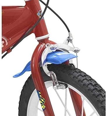 TOIMS Paw Patrol Bicicleta de Niño, tamaño 14 Pulgadas: Amazon.es ...