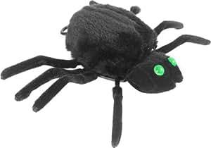 Scary Drop Down Spider Halloween Prop