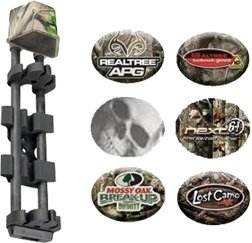 Alpine Soft Loc 3-Arrow Quiver, Realtree APG Camo