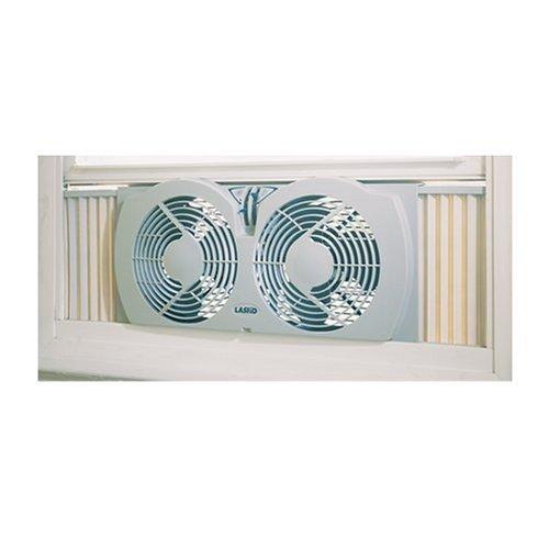 bionaire twin window fan manual