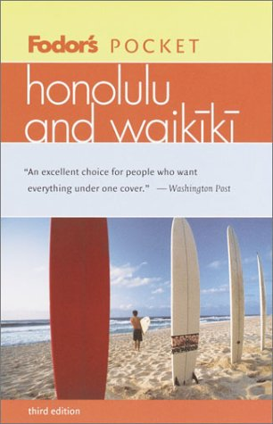 Fodor's Pocket Honolulu & Waikiki (3rd Edition)