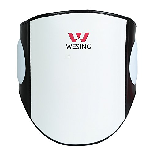 Boxing-Belly-Pad-Chest-Guard-MMA-Body-Protector-Martial-Arts-Rib-Shield-Armour-Taekwondo-Training-By-Wesing
