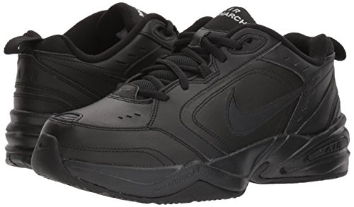 NIKE AIR MONARCH IV (MENS) - 6.5 Black/Black by Nike (Image #6)
