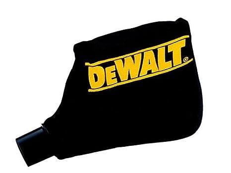 Amazon.com: DeWalt Bolsa para polvo para ingletadoras dw704 ...