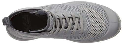 Palladium Lite Hi Women's Grey Ankle Pampa K Boot Urvrwtq