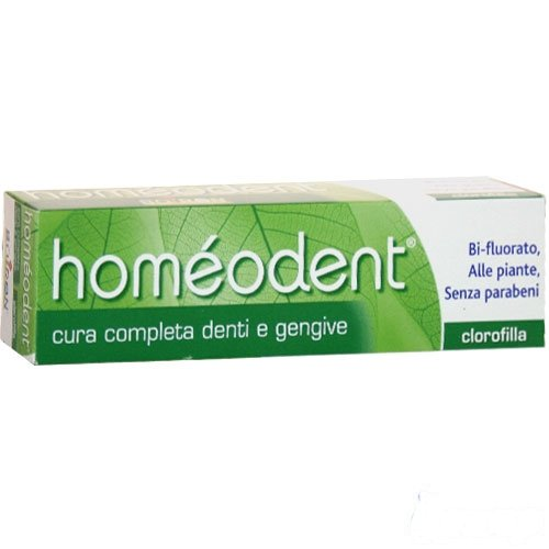 Boiron Homeodent Chlorophyll Toothpaste 75 ml