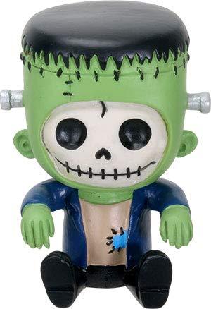 (SUMMIT COLLECTION Furrybones Frankie Signature Skeleton in Halloween Frankenstein)