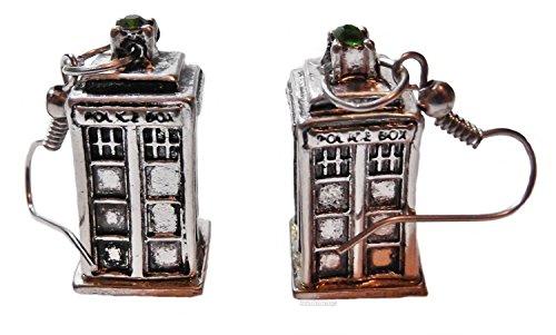 [Doctor Who 3D TARDIS POLICE BOX 1