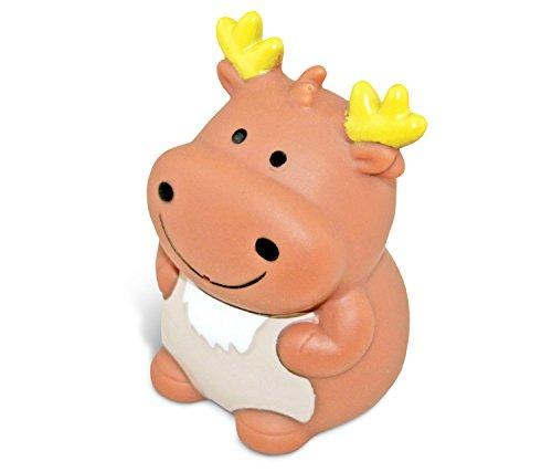 - Puzzled Toys & Games Cartoon Moose Bath Buddy Squirter, 3