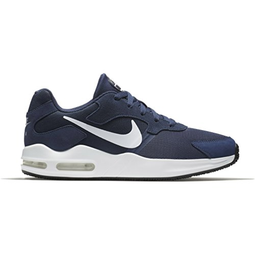 Nike Air Max Guile Mens Running Trainers 916768 Sneakers Shoes (UK 7 US 8 EU 41, Midnight Navy White 400)