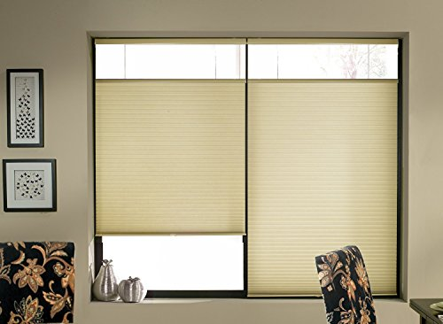 Window Blind Store Top Down Bottom Up Cordless Cellular Shade Ivory Beige 27x64