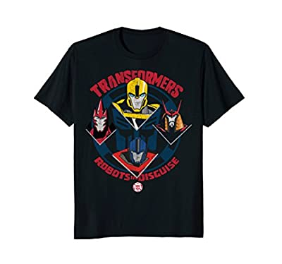 Transformer Robots In Disguise T-Shirt