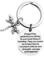 MAOFAED Dragonflies Gift Dragonflies Lover Gift Inspiration Gift Encouragement Gift for Friend Dragonflies Symbolize Our Ability to Overcome Times of Hardship