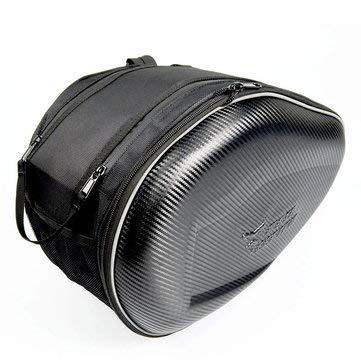 Motorcycle Motocross Helmet Bag Large Capacity Waterproof Riding Luggage Saddlebags - Body & Frame Tank Bag & Saddlebags