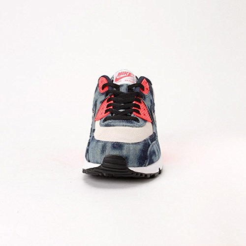 NIKE Air Max 90DNM QS Baskets pour homme 700875Sneakers Chaussures - Noir - noir, 44 EU