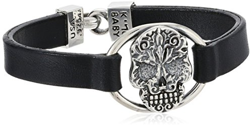 King baby k42 8261a king baby unisex baroque skull for King baby jewelry sale