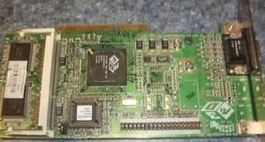 ATI - ATI 3D Rage Pro AGP 2x 4MB 109-40200-01