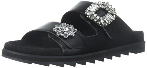 Indovina Il Sandalo Da Donna Cambrie Nero