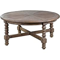 Uttermost 24345 Samuelle Wooden Coffee Table