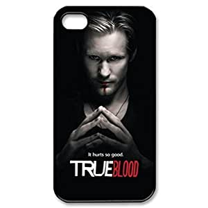 True Blood Vampire Image Protective Iphone 6 4.7 / Iphone 5 Case Cover Hard Plastic Case for Iphone 6 4.7