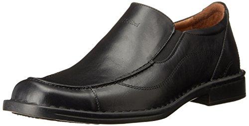 Josef Seibel Mens Douglas 06 Slip-On Loafer Black GS8teDAY