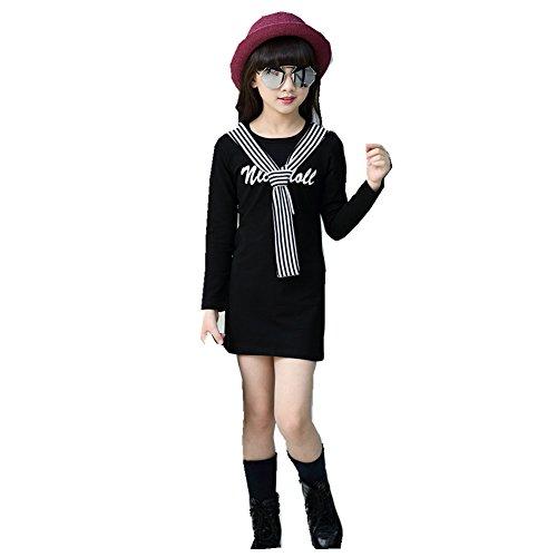 bcbg black and tan lace dress - 1