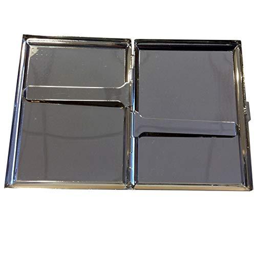 Cigarette Lined Barley Artamis Silver Case Artamis Double Silver xIFqaYwI