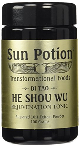 Sun Potion He Shou Wu Buy Online In Kuwait Health And Beauty