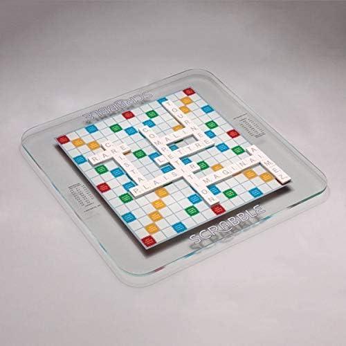 Megableu editions- Scrabble Edition de Cristal, MEU855066: Amazon.es: Juguetes y juegos