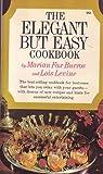 Elegant but Easy Cookbook, Levine Burros, 0020093004