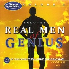 High Quality Bud Light Salutes Real Men Of Genius, Vol. 2 Design Inspirations