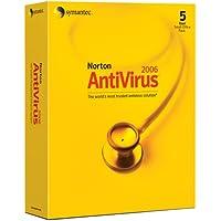 Norton Antivirus 2006 Retail 5u