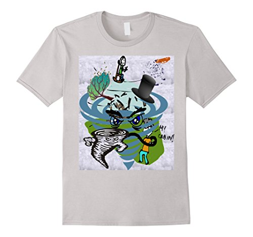 Storm Tornado Chaser T Shirt 2