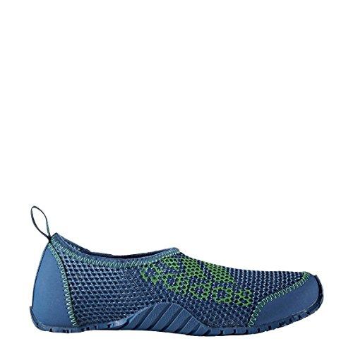 adidas  Kurobe K, Jungen Aquaschuhe turquoise/rose foncé/turquoise Mehrfarbig