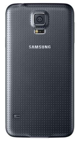 Samsung Galaxy S5 SM-G900F 16GB Factory Unlocked Cellphone International Version, Retail Packaging, Black
