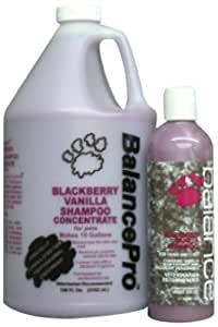 Kenic Blackberry Vanilla Pet Shampoo, 16-Ounce