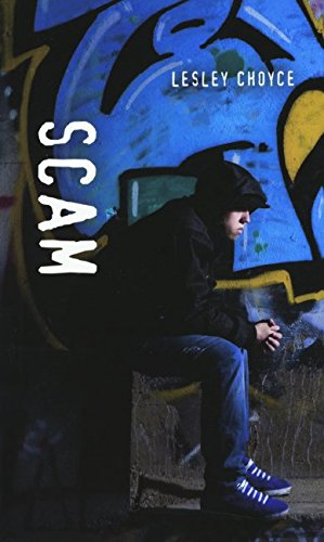 book cover of Scam