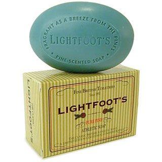 Lightfoot's Pure Pine Gentlemen`s Athletic Soap - 5.8 oz.