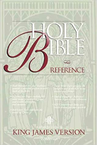 KJV Holy Bible Reference, Platinum Edition: Not Available