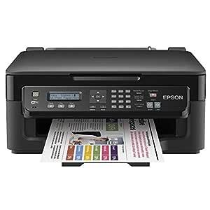 Epson Workforce WF-2510WF Inyección de Tinta 34 ppm 5760 x 1440 dpi A4 WiFi - Impresora multifunción (Inyección de Tinta, Impresión a Color, 5760 x ...