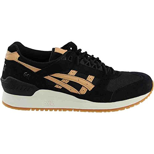 Respector Sneaker ASICS High Gel Black Men's Ankle Sand Suede Fashion qC1w4RE