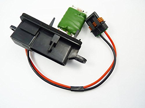 Gmc Safari Blower Motor (New Blower Motor Resistor Heater 1580550 Fit For Safari GMC Astro Chevrolet 1996-2005)