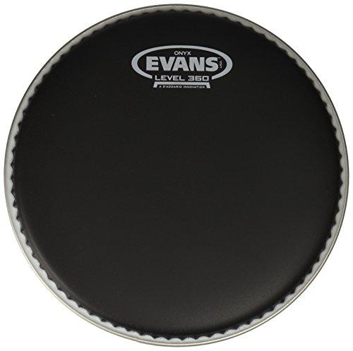 Evans Onyx Drum Head, 8 Inch - 8 Inch Onyx