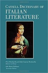 Cassell Dicitonary of Italian Literature