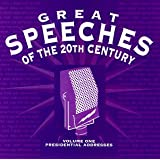 Great Speeches Of The 20th Great Speeches Of 20th