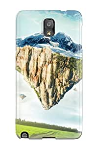Floating Dreams Fashion Tpu Note 3 Case Cover For Galaxy
