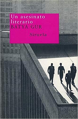 Un asesinato literario: Un caso crítico Nuevos Tiempos ...