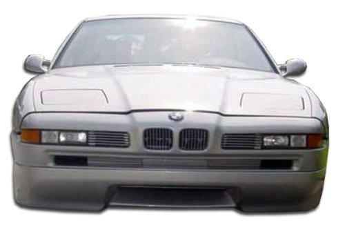 Lip Acs Front (AC-S Front Lip Under Spoiler Air Dam - 1 Piece Body Kit - Fits BMW 8 Series 1991-1997)